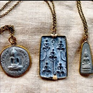 Spiritual, buddha pendants